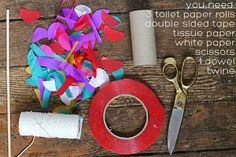 15 Toilet Paper Roll Crafts For Kids DIYReady.com | Easy DIY Crafts, Fun Projects, & DIY Craft Ideas For Kids & Adults