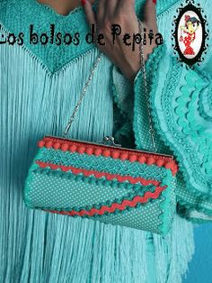 Los Bolsos de Pepita: bolsos flamenca