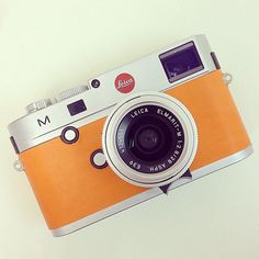 Custom M from @johnson167 #Leica #passionleica
