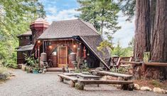 12 Cozy Cabin Rentals For A Sweater Weather Getaway