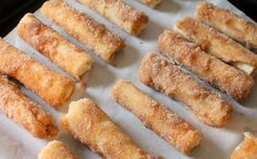 Emmm This is one of the best recipes, please make sure to like our page on Facebook and follow us on Pinterest to Get our latest recipes. To make this Amazing Crack Sticks You'Il need the following ingredients: Ingredients: 16 slicewhite bread (crust removed) 8 ozcream cheese (softened) 3/4 cpowdered sugar 1 csugar 2 tspcinnamon 3/4 …