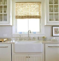 Small-Space Farmhouse Sink