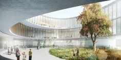 Nickl & Partner gewinnen Wettbewerb / Kinderkrankenhaus in München - Architektur und Architekten - News / Meldungen / Nachrichten - BauNetz.de