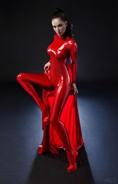 "atomiclatex:  "" Model: Elena  Photographer: Stanislav Istratov  """
