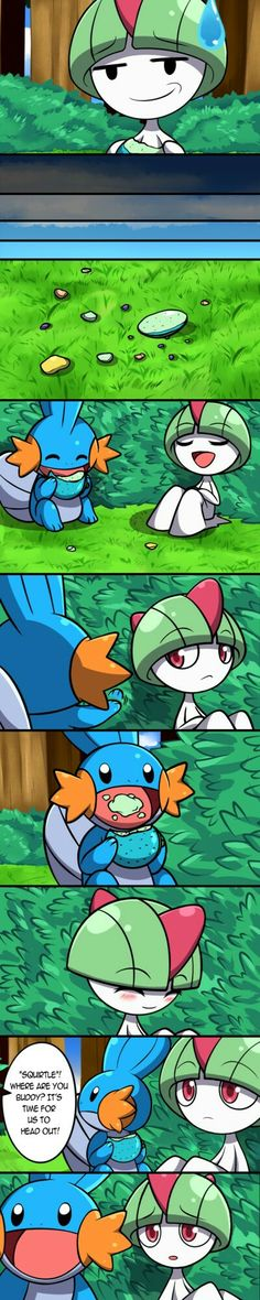 Pokemon - Fateful Encounter Page 7 by Mgx0
