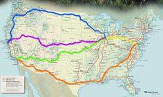 30 days until my Great American Train Adventure!