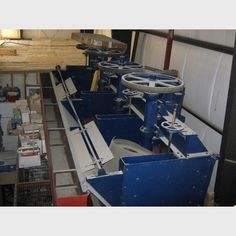 Proveedor de celdas de flotación Denver a nivel mundial | Celdas de flotación Denver No.24 a la venta - Savona Equipment