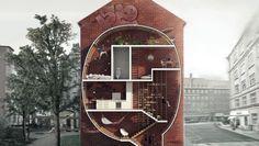 Live Between Buildings, ovvero come recuperare spazio in città