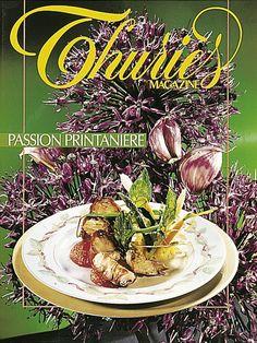 Thuriès Gastronomie Magazine n°59 Mai 1994