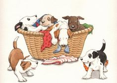 Children's Book Illustration, from the UK