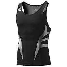 adidas Techfit Powerweb Compression Top