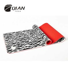 QIAN YOGA 7mm TPE Double layer Yoga Mat Non Slip Yoga Mat For Beginner Environmental Fitness Gymnastics Mats -- AliExpress Affiliate's buyable pin. Find out more on www.aliexpress.com by clicking the image