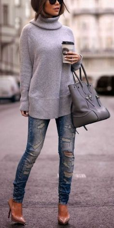 Best Comfortable Women Fall Outfits Ideas As Trend 2017 228