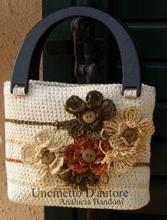 crochet bag bolsa croche borsa uncinetto