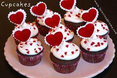 Cupcakes Parfait Amour 3