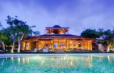 Stunning private island home. Part of St. Vincent