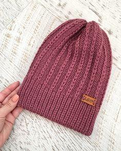 Love Crochet, Knit Crochet, Crochet Hats, Baby Hats Knitting, Knitted Hats, Crochet Clothes, Diy Clothes, Drops Kid Silk, Stylish Hats