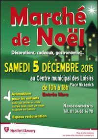 Marché de Noël (5 décembre 2015)