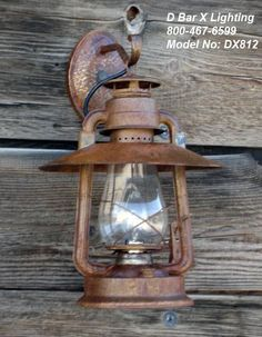 DX812-IMG_0673-RusticLanternLightFixture-cr-i by D Bar X Lighting