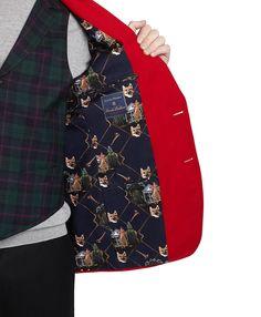 Fitzgerald Fit Social Primer Tailgate Blazer | Brooks Brothers