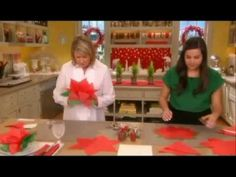 Martha Stewart party favors include Jacques Torres' chocolate covered cheerios - YouTube