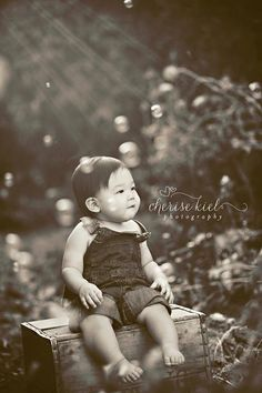"LearnShootInspire.com ""one a day"" by Cherise Kiel Photography on Facebook! #baby #photographer"