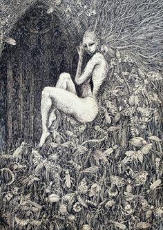 drawing by Marzena Ablewska - Lech