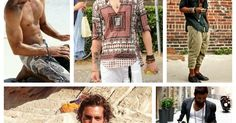 Just because it's hot outside doesn't mean you can't look cool. Men's Bohemian Fashion for Summer {Men's boho bohemian hippie fashion, style guide} Men's summer fashion. Tzatziki, Mens Fashion 2018, Mens Fashion Suits, Men's Fashion, Cheap Fashion, Fashion Boots, Fashion Dresses, Smart Casual Jeans, Smart Casual Menswear