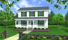 House Plan #212021
