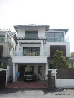 surprising amber chia home front view amber chia front home - Front Home Design