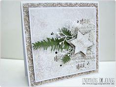 Cardmaking by jolagg: Kartki bożonarodzeniowe