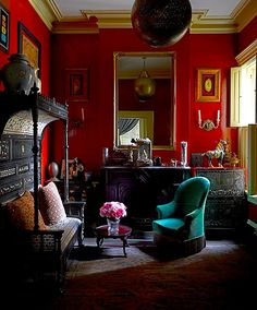 Robert Duffy's Savannah Retreat