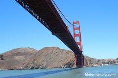 Conheça as principais atrações turísticas de San Francisco na Califórnia, uma cidade apaixonante e repleta de atrações incríveis! Veja como chegar em cada lugar
