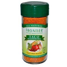 Frontier Taco Seasoning (1x2.33OZ )