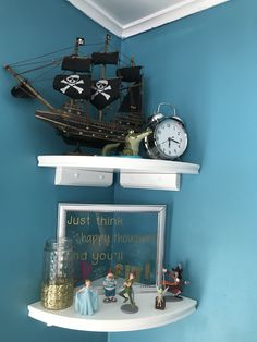 Peter Pan/ Neverland Nursery theme