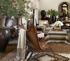 Love all of this! Western decor.