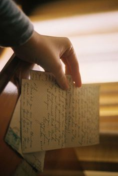 i want to be generous with my words. i love writing letters & cards to others with heartfelt words. Letters From Home, Old Letters, You've Got Mail, Handwritten Letters, Write To Me, Pen And Paper, Letter Writing, Writing Inspiration, Story Inspiration