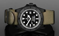 What do you think about the Stealth edition for the Rolex models? Rolex has Stealth editions for many of its models, but not everybody is familiar with these watches. Rolex Submariner Negro, Submariner Watch, Luxury Watches, Rolex Watches, Cool Watches, Watches For Men, Sport Watches, Monochrome Watches, Stainless Steel Rolex