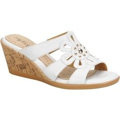 Softspots Womens White Lilianna 10 2E US -- This is an Amazon Affiliate link. More info could be found at the image url.