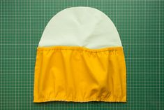 How to: Add elasticated pockets to any bag pattern