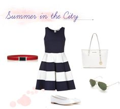 Glitter & Glamour: Summer Look - Summer in the City