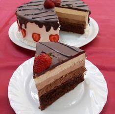 Daca iubesti ciocolata, acesta este deserul perfect!