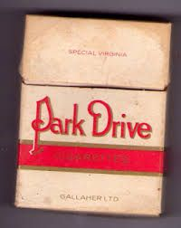 Park Drive Cigarettes Vintage Cigarette Ads, Cigarette Brands, I Remember When, Vintage Advertisements, Childhood Memories, Over The Years, Manchester, Growing Up, Brewing