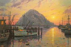 Originals, Master Edition and Studio Proofs   Thomas Kinkade Paintings & Original Art Gallery, Capitola CA. Rare & Limited Edition Artwork.