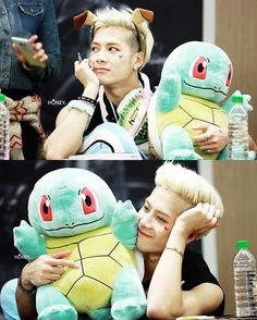 Pokémon + Jackson what good combo! #Got7: