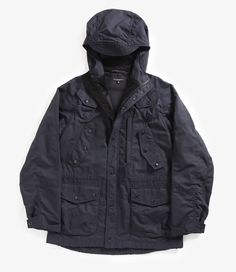 nepenthes online store | ENGINEERED GARMENTS Field Parka - Nyco Ripstop