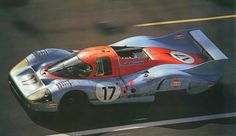 1971 917LH  Bell/Siffert Le Mans