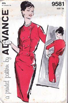 1960s sheath dress Vintage Fashion | Big Fashion Show sheath dress
