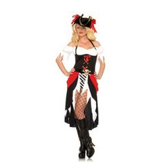Pirate Beauty - Kostuums - Dames Lingerie , Thé number 1 Exclusive Erotic shop in Europe