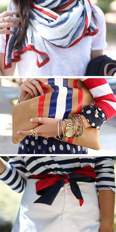 4th of July accessories...yes please! a {little} dash of ash